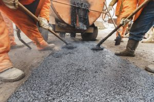 Paving contractors in Calgary