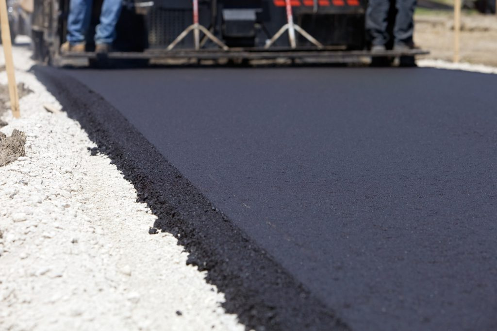 The Hitchhiker's Guide to Asphalt Company