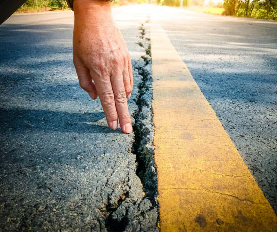 Maintain Your Asphalt with Crack Filling