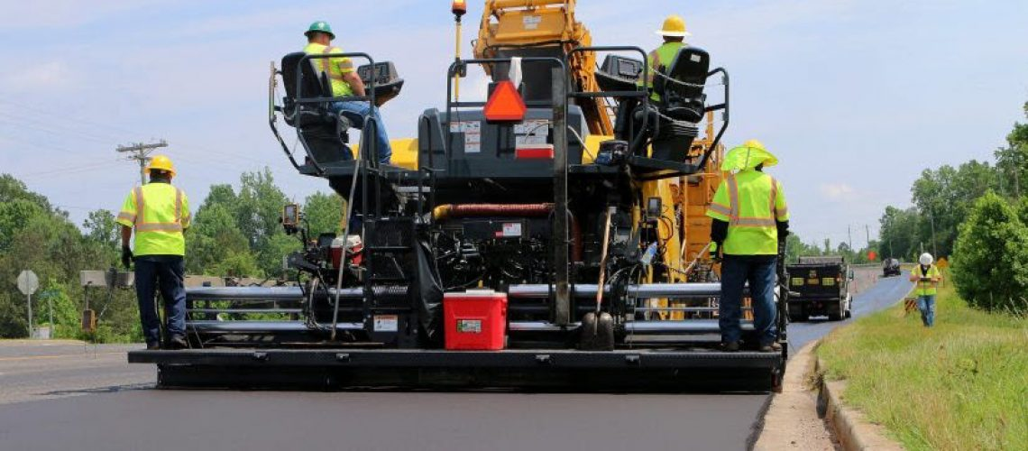 Calgary paving contractor
